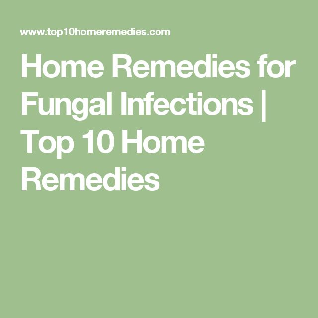Home Remedies for Fungal Infections | Top 10 Home Remedies
