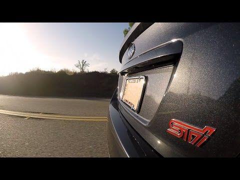 2016 Subaru WRX STI Limited Review - YouTube