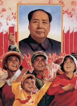 chinese propaganda by valereey, via Flickr