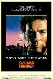 Sudden Impact Poster
