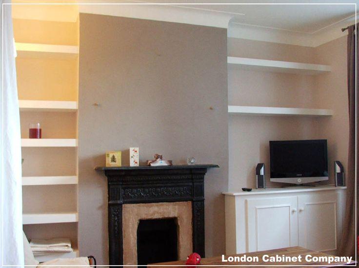 8 best images about alcove shelving ideas on pinterest. Black Bedroom Furniture Sets. Home Design Ideas