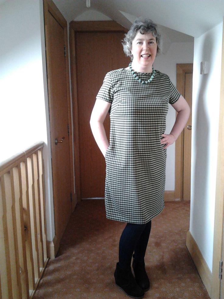 Merchant and Mills The Camber Set dress (blogged on stitchynotions.blogspot.co.uk)