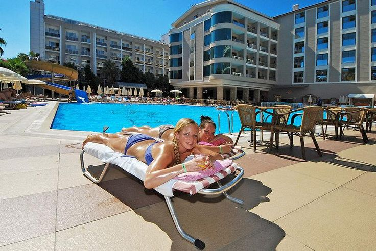 Hotel Pasabeach in Marmaris - Hotels in Türkei