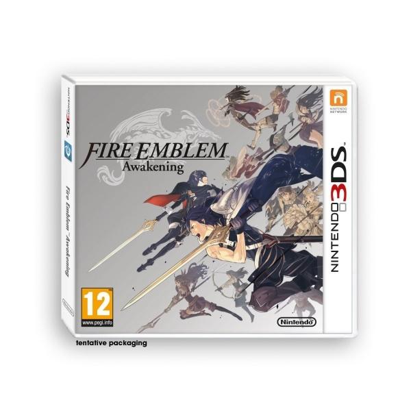 Fire Emblem Awakening Game 3DS $50 @ www.ozgameshop.com