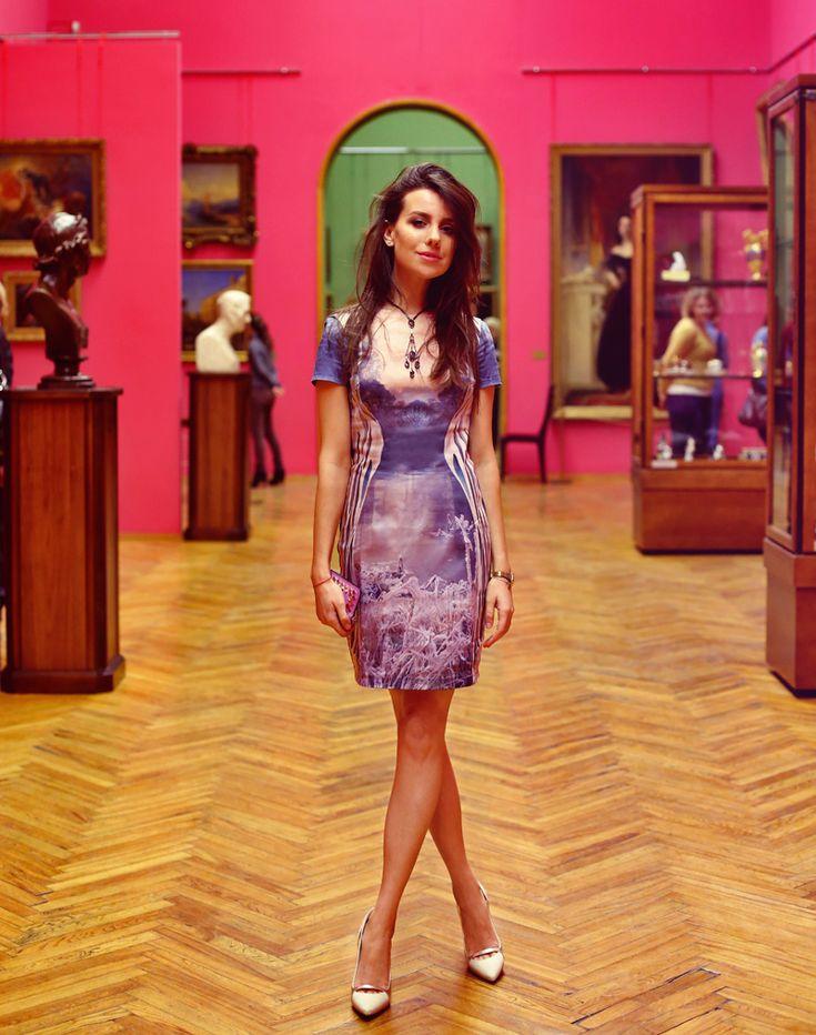 Несколько слов об искусстве - Вкусный блог Оли Лукьянцевой