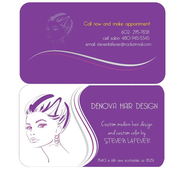 Business card - proposal
