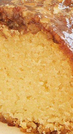 Pecan Pie Bundt Cake