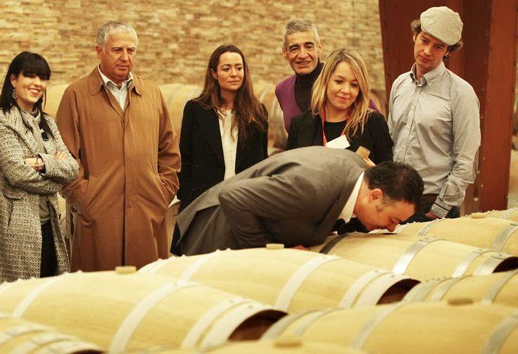 Vivanco Wine Museum, Rioja, Spain. To learn more about #Bilbao | #Rioja, click here: http://www.greatwinecapitals.com/capitals/bilbao-rioja