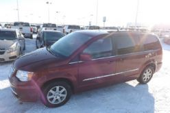 2012 Chrysler Town & Country Touring located at our South Edmonton location.  ***Sto N Go***