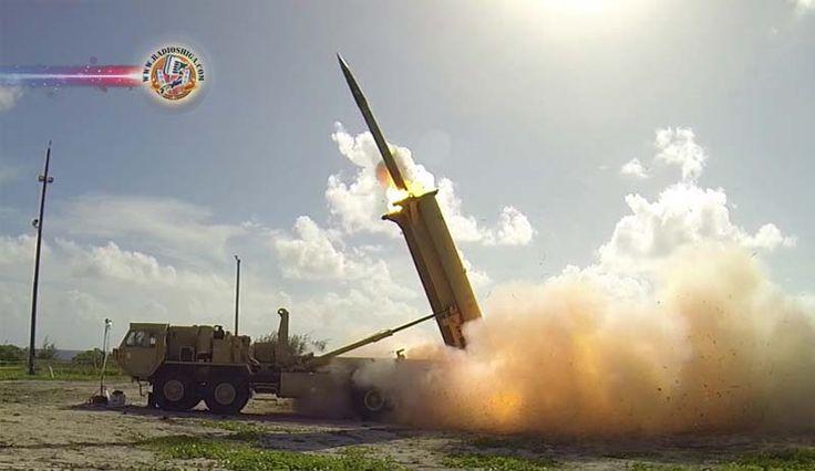 Oficiais dos EUA: THAAD está operacional na Coréia do Sul. Um oficial do governo dos EUA disse que o sistema de defesa anti-mísseis THAAD está, agora, opera