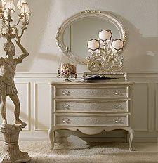 Luxury Clic Italian Homemade Bedroom Furniture Sets
