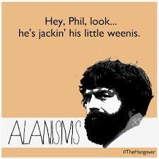 The Hangover, Alan