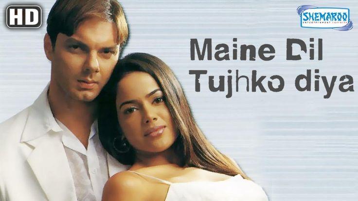 Watch Maine Dil Tujhko Diya (2002) (HD) - Sohail Khan | Sanjay Dutt | Sameera Reddy - Hit Bollywood Movie watch on  https://free123movies.net/watch-maine-dil-tujhko-diya-2002-hd-sohail-khan-sanjay-dutt-sameera-reddy-hit-bollywood-movie/