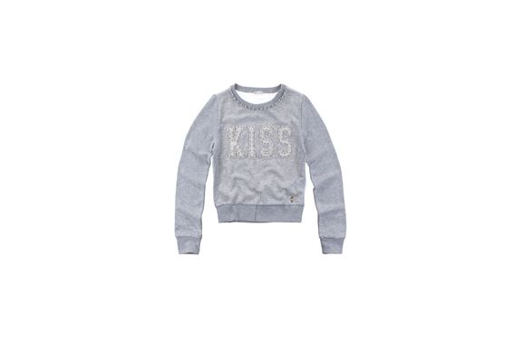 Sweatshirt collection #sweatshirt #maisonespin #ss14 #collection #lovely #advcampaign #madewithlove
