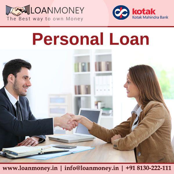Kotak Mahindra Bank Personal Loan Kotak Mahindra Bank Personal Loans Loan
