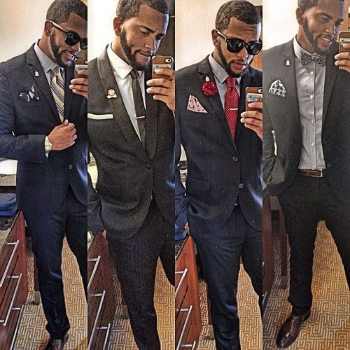 Men's fashion, look good and dressed even better