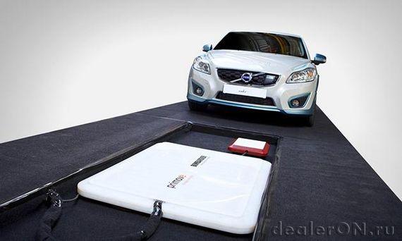 Беспроводные зарядочники Volvo (Вольво)