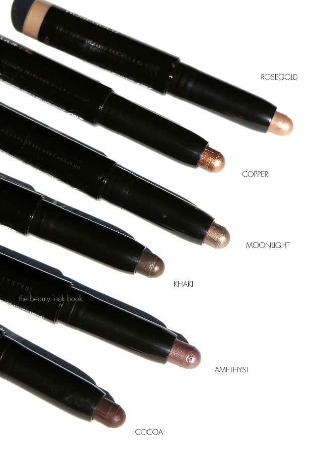 The Beauty Look Book: Laura Mercier Mini Caviar Stick Eye Color Set | Holiday 2014 (available at Nordstrom, Saks, LM, Bloomies)