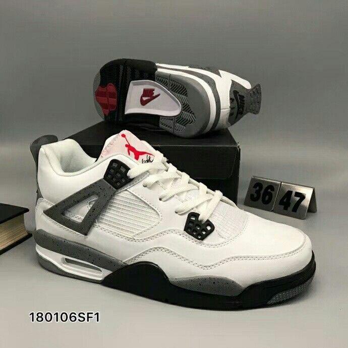 6d4cf36f47119a 96💰-Nike NIKE AIR JORDAN 4 RETRD Jordan 4th generation boots Sizes as