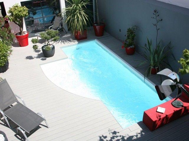 petite piscine citadine