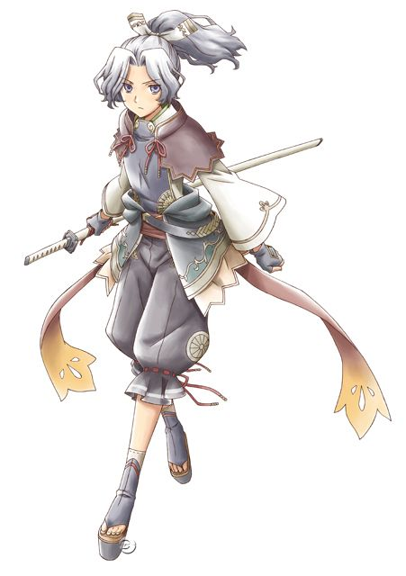 Rune Factory: Tides of Destiny | Mikoto