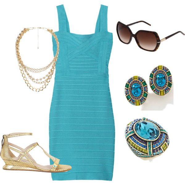 Color and Class, created by donna-williams-burgess on Polyvore