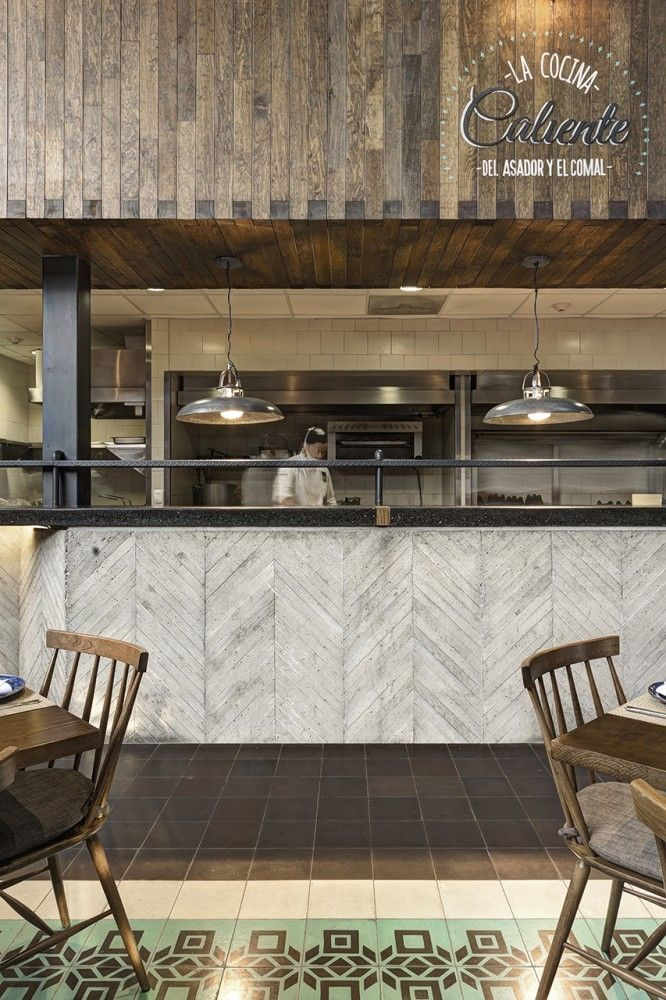 Restaurant Kitchen Interior 629 best restaurant interiors & handmade tiles images on pinterest