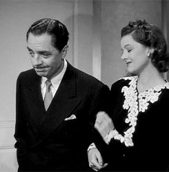 William Powell and Myrna Loy in Another Thin Man (1939).