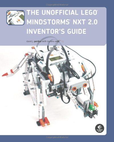 The Unofficial LEGO MINDSTORMS NXT 2.0 Inventor's Guide by David J. Perdue, http://www.amazon.com/dp/1593272154/ref=cm_sw_r_pi_dp_YZprrb1GW3TEW
