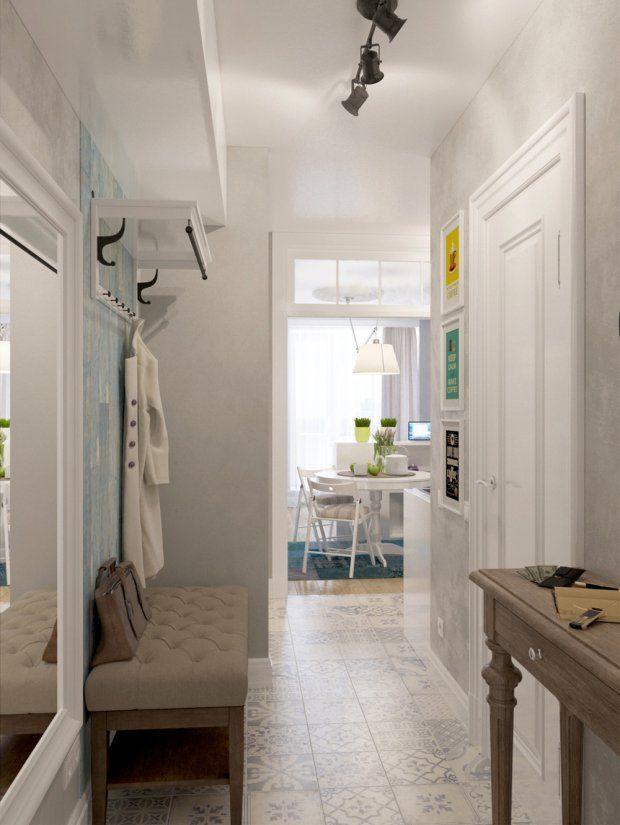 Zdjęcie numer 13 w galerii - Długie i wąskie małe mieszkanie