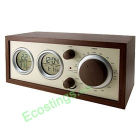1000 images about wekkerradio on pinterest alarm clock alarm clock radio and clock. Black Bedroom Furniture Sets. Home Design Ideas