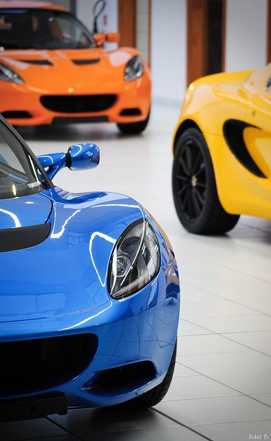 Lotus Elise S & SC. by BenjiAuto (Ratet B. Photographie) on Flickr.