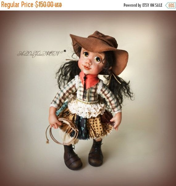 Made with lots of love, these adorable boho-style dolls will bring magic and joy to your space. Each little lady has her own story and personality, and will undoubtedly be ... #etsy#dolls ➡️ http://jto.li/9XMbc