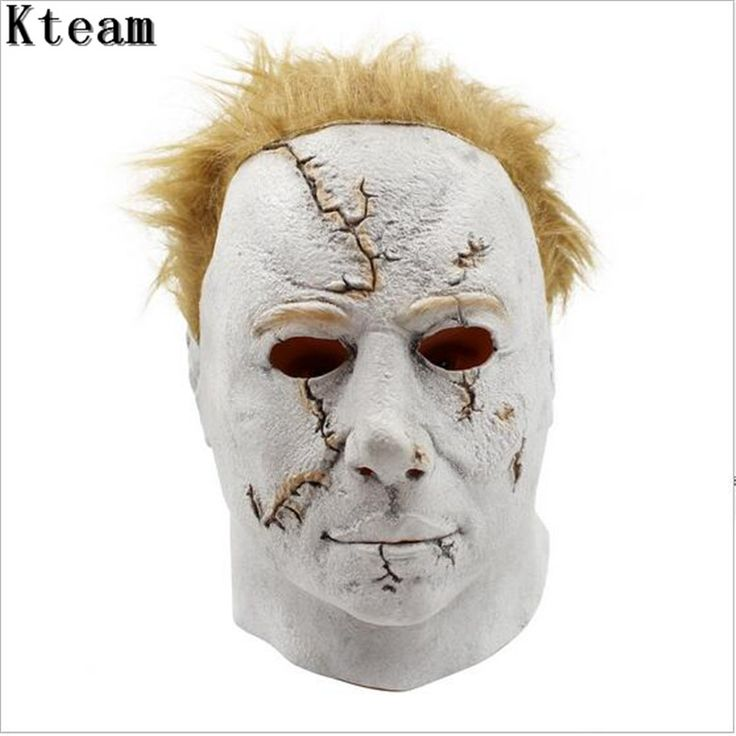 ==> [Free Shipping] Buy Best Hot Sale Halloween Carniaval Character Scary Movie Theme Face Mask Movie Cosplay Latex Michael Myers Mask Full Face Head Mask Online with LOWEST Price   32816770548
