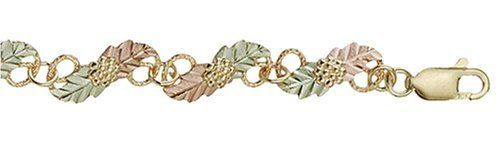 """Black Hills Gold 10K 7"""" Bracelet Black Hills Gold Factory Outlet Store. Save 32 Off!. $399.99"""