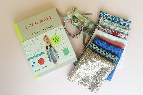 Book Review – I Can Make Dolls Clothes   Guthrie & Ghani