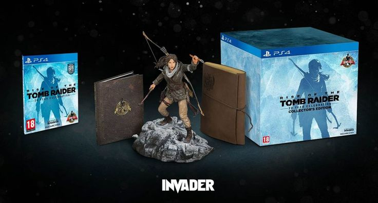 Win de verzameleditie van Rise of the Tomb Raider