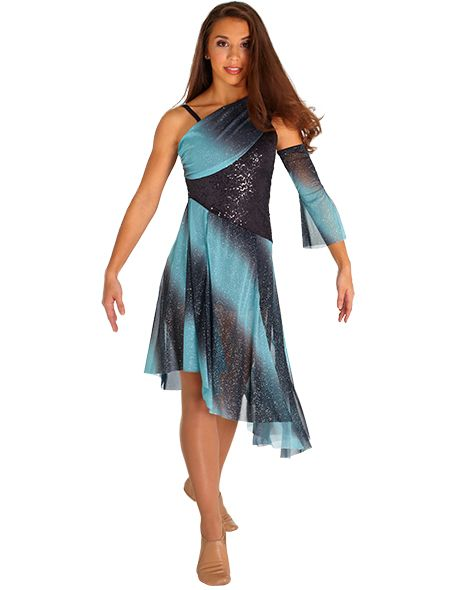 Algy ombre over dress