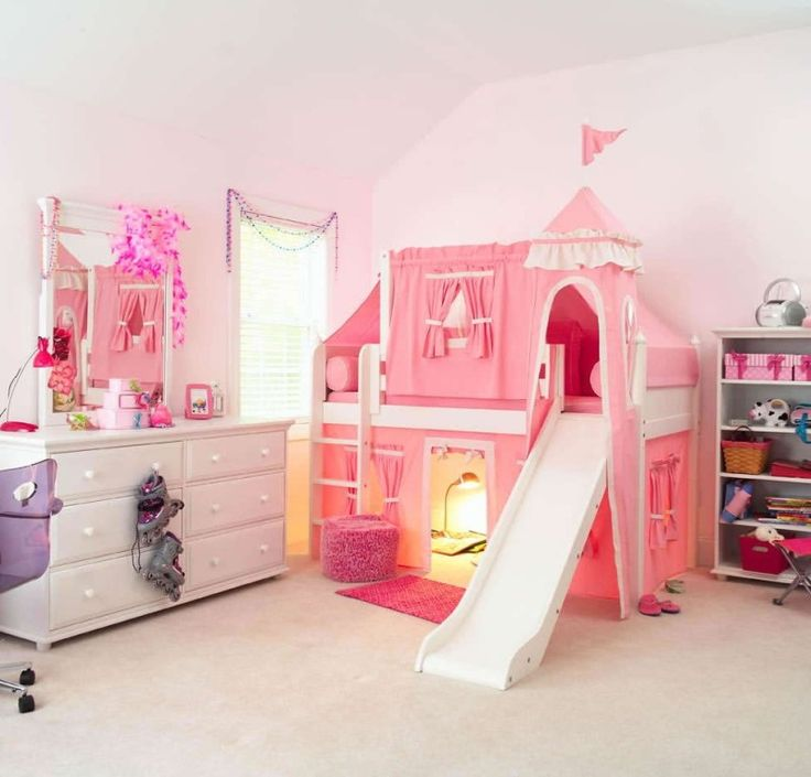 20 best Gorgeous Bunk Bed With Slide images on Pinterest ...