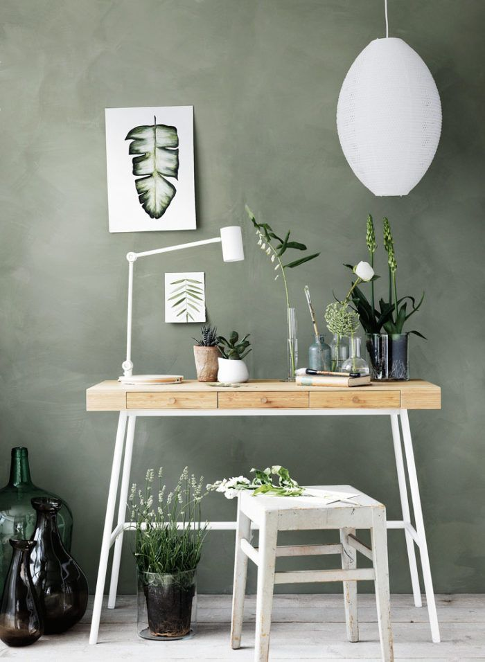 9 inspirerande idéer för arbetshörnan och hemmakontoret   ELLE Decoration