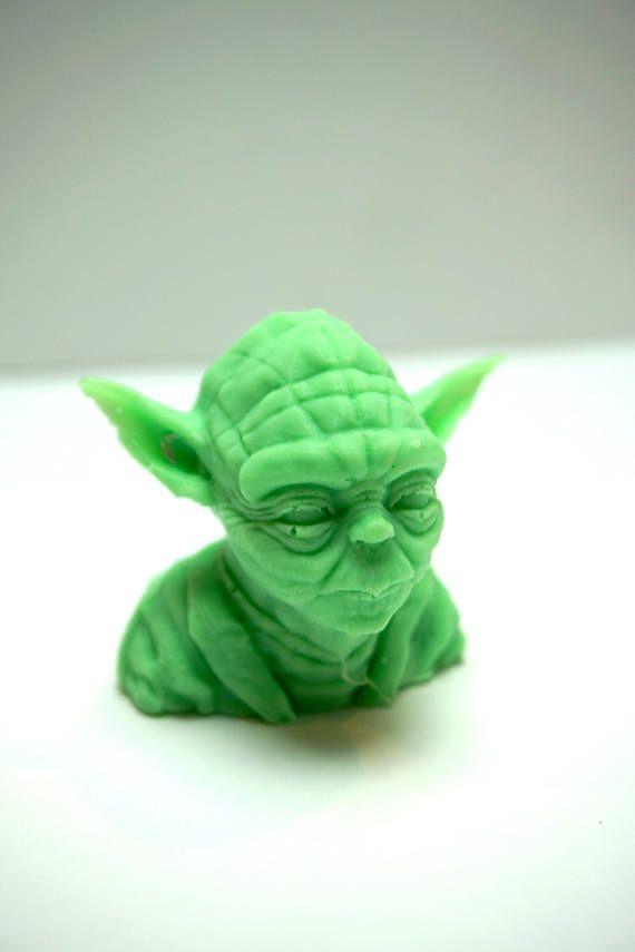 Yoda Soap Star Wars Soap