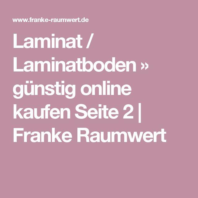 Laminat / Laminatboden » günstig online kaufen Seite 2 | Franke Raumwert