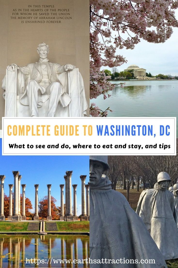 A local's guide to Washington, DC, USA - the #travel guide includes the top #attractions in Washington, DC, off the beaten path attractions in Washington, DC, restaurants in Washington, DC, hotels in Washington, DC, and tips; #travelguide, #hotels, #restaurants, things to see in Washington, DC,