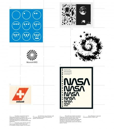 Latest edition of Graphisme en France focuses on logos and visual identities - Creative Review