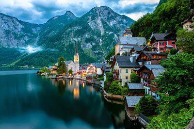 Austria Hallstatt Amazing HD Pictures