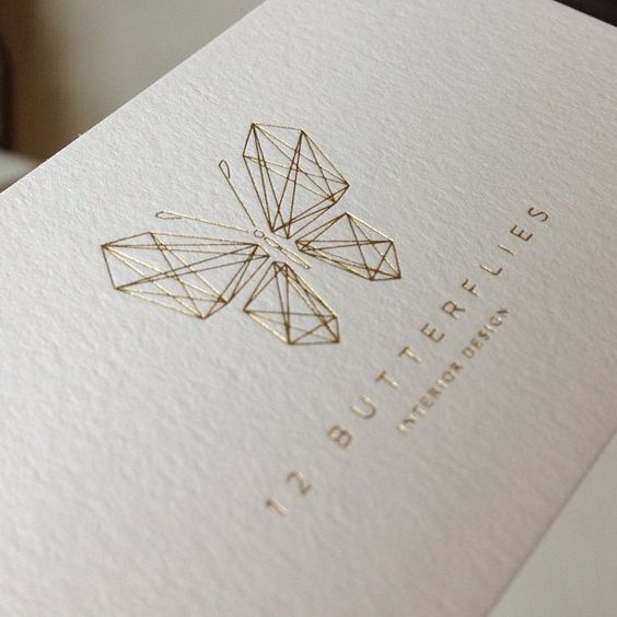 50 Minimal Business Cards That Prove Simplicity is Beautiful