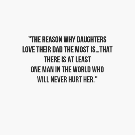 15 Beautiful Father Daughter Quotes To Share   Dad   Father's Day   Sayings   Quotes Lovers   Quotations   Proverbs
