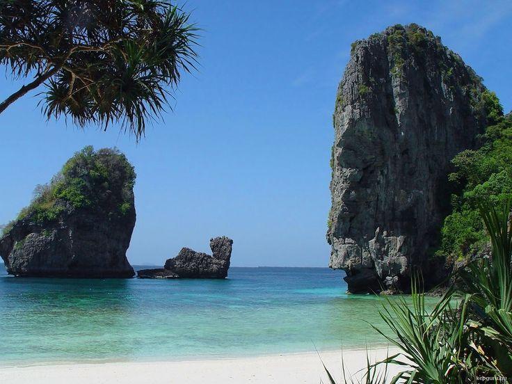 Koh Samui, Phi Phi szigetek, Thaiföld