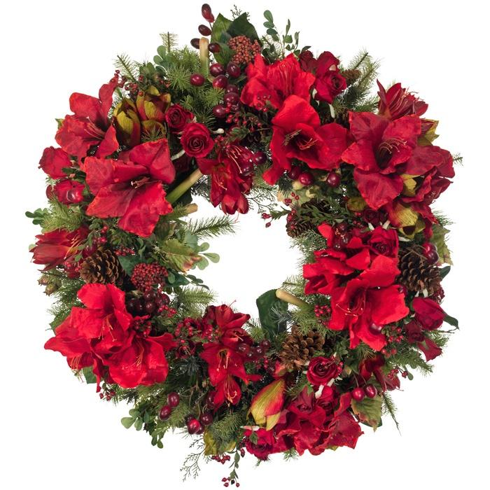 1000 images about amaryllis plants on pinterest the for Amaryllis christmas decoration