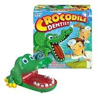 Crocodile Dentist.   As silly as it sounds, this game scared me to death as a child.
